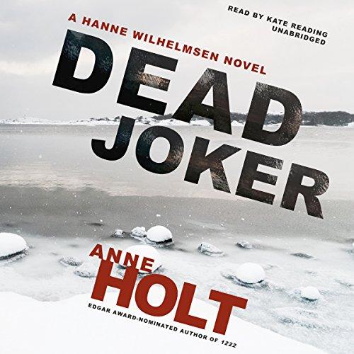 Dead Joker audiobook cover art