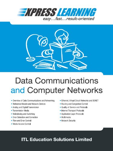 Data Communications and Computer Networks (Express Learning) (English Edition)