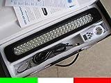 aftertech® Deckenleuchte LED Aquarium Marino 50W mit Zeitschaltuhr