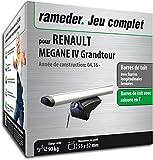 Rameder Pack Barres de Toit Pick-Up pour Renault Megane IV Estate (111287-36675-57-FR)
