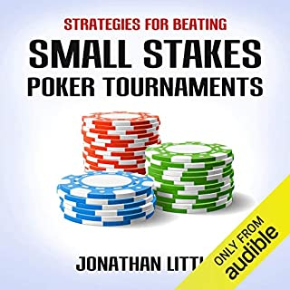 Strategies for Beating Small Stakes Poker Tournaments cover art