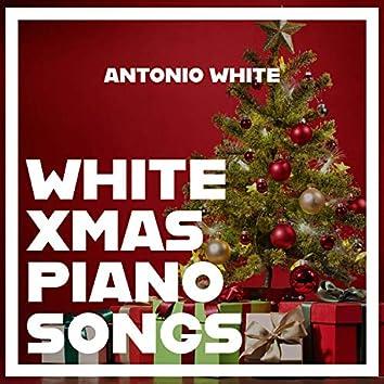 White Xmas Piano Songs