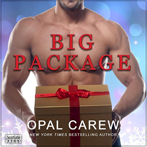 Big Package                   By:                                                                                                                                 Opal Carew                               Narrated by:                                                                                                                                 Jameson Adams                      Length: 4 hrs and 21 mins     2 ratings     Overall 5.0