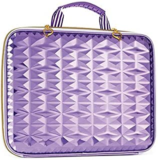 Justin Bieber KEY Bag Case for Laptop Metallic Purple