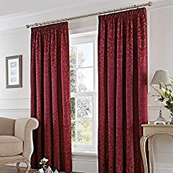 Add some style to your living room with these damask woven jacquard matching cushion and curtain set from Fusion Fusion offers an affordable collection of fashion bed linen, cushions and curtains will brighten up any room at prices which will suit an...