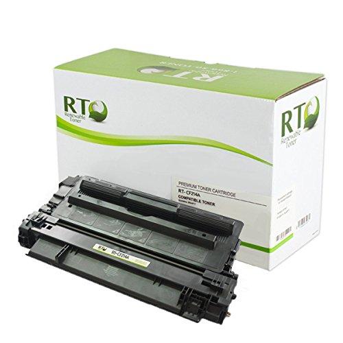 Renewable Toner Compatible Toner Cartridge Replacement for HP 14A CF214A Laserjet M712 MFP M725