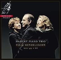 Mendelssohn: Piano Trios Opus