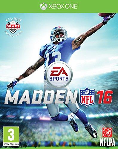Madden NFL 16 - Xbox One [Edizione: Regno Unito]