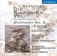 Beethoven: Symphonies Vol 1