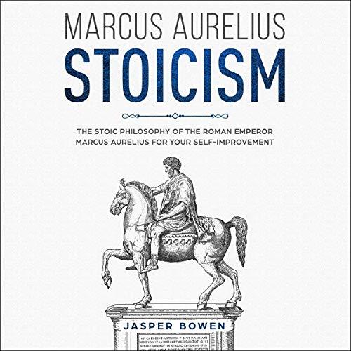 Marcus Aurelius Stoicism  By  cover art