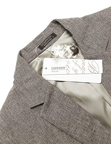 COOFANDY-Mens-Casual-Suit-Blazer-Jackets-Lightweight-Sports-Coats-One-Button