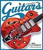 Guitars Wall Calendar 2021