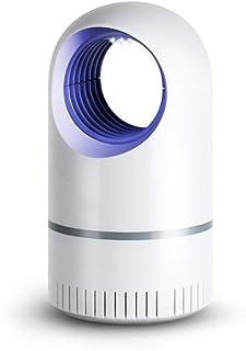 KIKIGO Moscas, Polillas Lámpara Antimosquitos,Repelente De Mosquitos En Interiores para El Hogar, Antimosquitos, Antimosquitos Portátil con Alimentación USB-Redondo