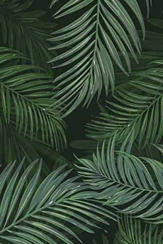 Deco&Fun - Alfombra Vinílica Nature Palm 140x70cm - Alfombra Cocina Vinilo - Alfombra Salón Antideslizante, Antihongos e Ignífuga - Alfombras Grandes - Alfombras PVC