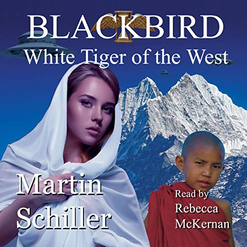 Blackbird: White Tiger of the West audiobook cover art