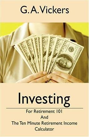 Investing for Retirement 101