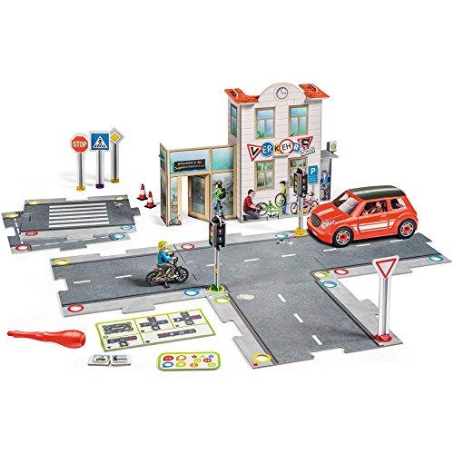 Ravensburger tiptoi Spielwelt Verkehrsschule - 00777 / Lerne spielend den Straßenverkehr kennen