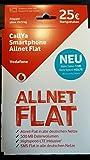 Vodafone CallYa Smartphone Allnet-Flat, 25 € SGH