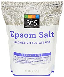 365 Everyday Value, Epsom Salt, 6 lb