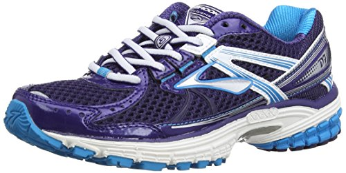 Brooks Defyance7 Women Damen Laufschuhe, Blue Ribbon/White/Breeze, 35.5