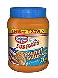 Funfoods Dr. Oetker Peanut Butter Crunchy, 925g