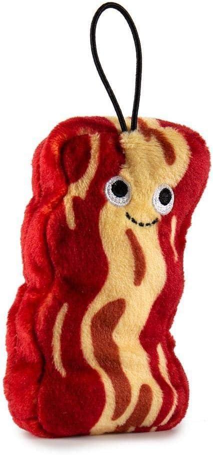 Kidrobot x Yummy World Bo Bacon Plush - Small Breakfast in Bed Plushies