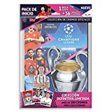 Topps UCL Pack Album + Pegatinas T.20/21 (C1S-ABPK11)