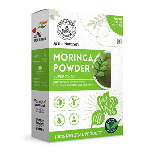 Artha Natural Moringa Powder – 500 g