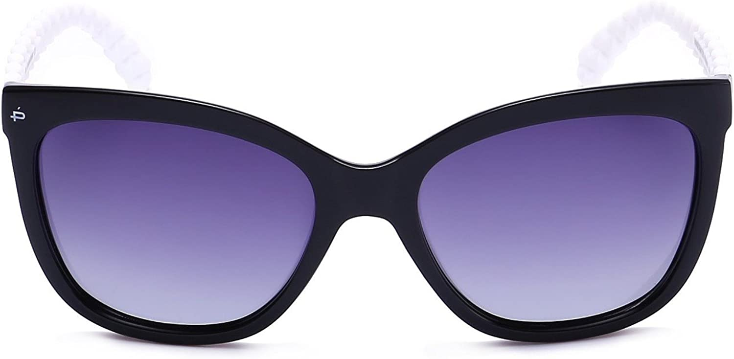 PRIVé REVAUX The Conquistador Polarized Oversized Sunglasses For Women