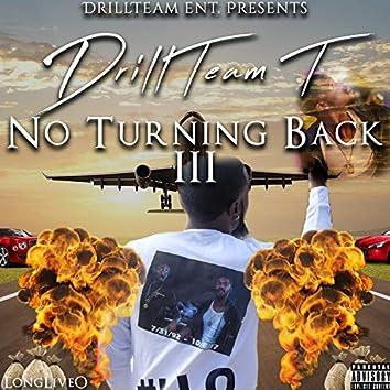 No Turning Back III