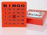 200grandi Bingo biglietti per anziani 24in 75con Joker