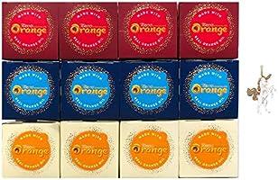 Terry's Chocolate Orange Selectie 12 Pack bestaat uit 4x Terrys Milk Chocolade, 4x Terrys Witte Chocolade, 4x Terrys...