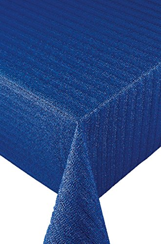 Friedola Campingartikel Tischdecke Milano 130x180cm Blau, 503/330