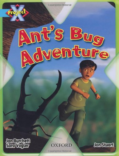 Project X: Bugs: Ant's Bug Adventureの詳細を見る