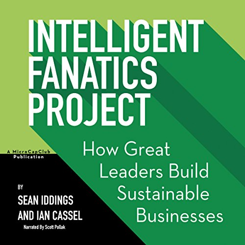 Intelligent Fanatics Project audiobook cover art