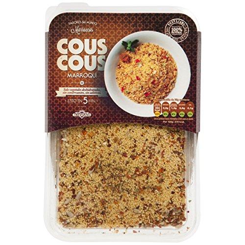 TREVIJANO cous cous marroquí bandeja 300 gr