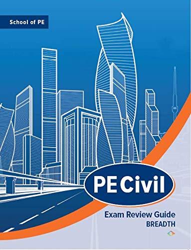 PE Civil Exam Review Guide: Breadth