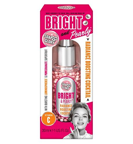 Soap & Glory Bright & Pearly Radiance Boosting Skin Cocktail 30ml