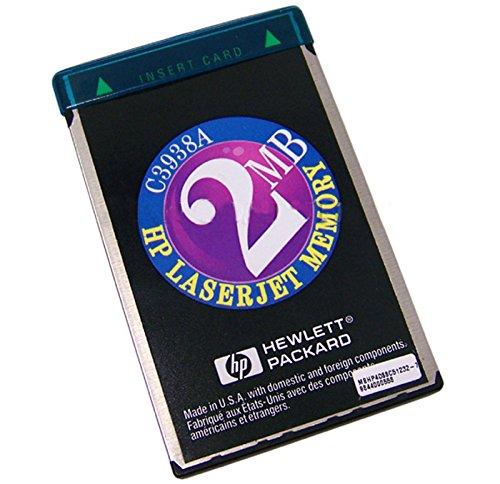 HP Laserjet Memory 2MB Card 4LC/5L Bulk