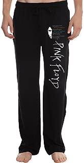 XINGJX Men's pink floyd band Running Workout Sweatpants Pants