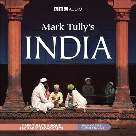 Mark Tully's India audiobook cover art