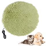 Yunnyp USB Plush Pet Electric Heating Blanket,USB Electric Pad Mat for Small Dogs Cats