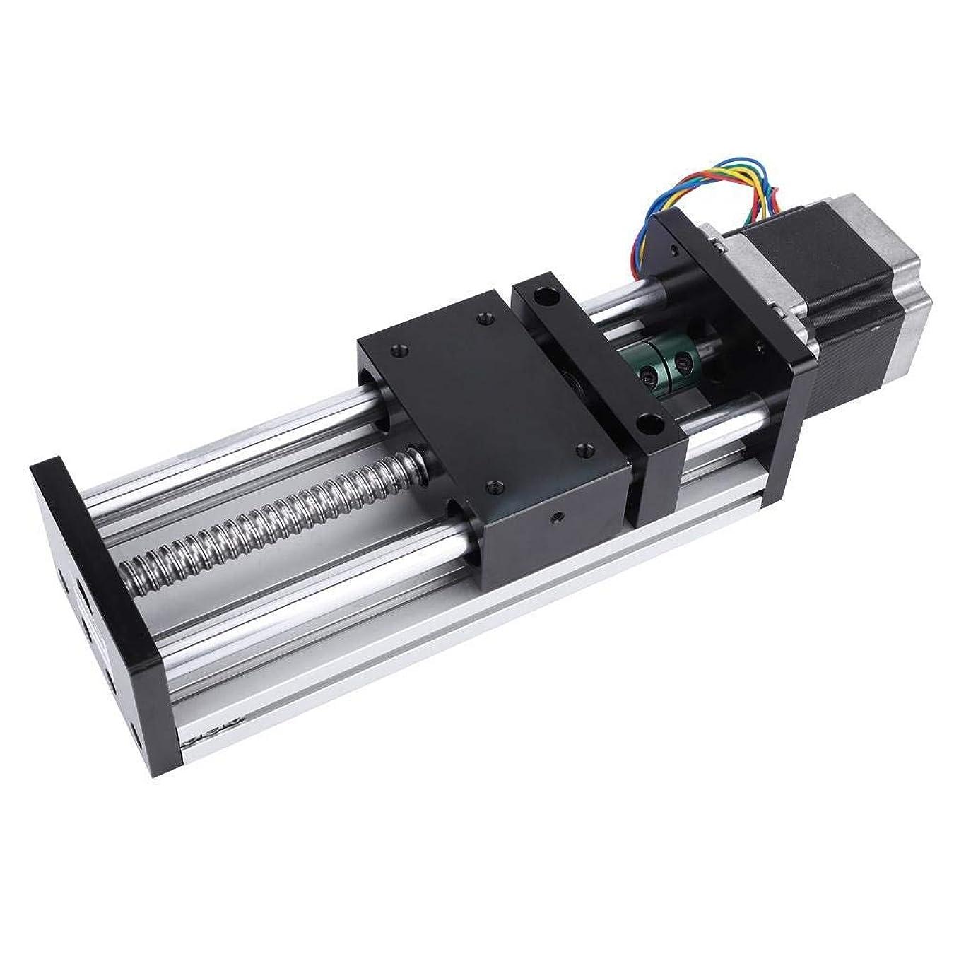 脱獄冷凍庫YYG-YYG リニアアクチュエータ電動スライドテーブル、300ミリメートルストロークNema17 42ステッピングモータとリニアガイドレールスライドテーブル(1610) リニアガイド