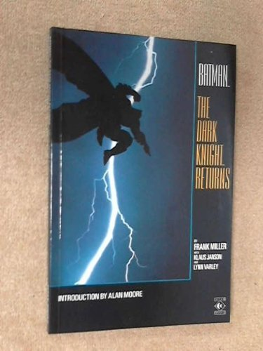 Batman: The Dark Knight Returns by Frank Miller (8-Jun-1905) Paperback