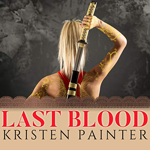 Last Blood audiobook cover art