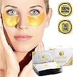 20 Pairs - Natural Solutions - 24K Karat Gold - Hyaluronic Acid, Collagen