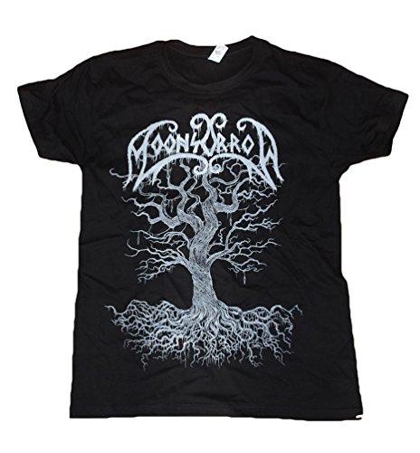 Moonsorrow Jumalten Aika Herren T-Shirt Farbe schwarz - Medium