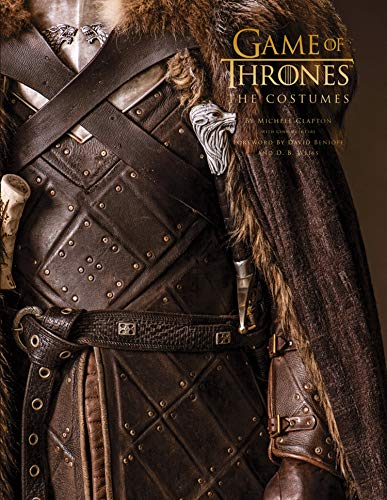Compare Textbook Prices for Game of Thrones: The Costumes: The official costume design book of Season 1 to Season 8  ISBN 9780008354572 by Michele Clapton,Gina McIntyre