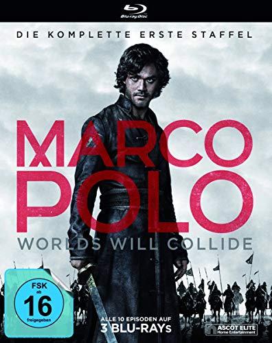 Marco Polo [Blu-ray, 3 Discs]