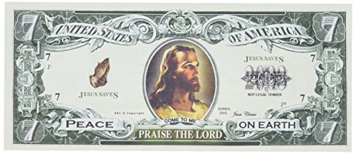 Set of 100 - Jesus Christ | Praise The Lord | Christian Collectible Novelty...
